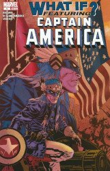 Marvel Comics's What If? Captain America Issue # 1