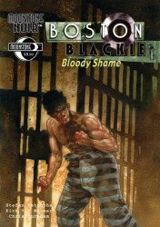 Moonstone's Moonstone Noir: Boston Blackie - Bloody Shame Soft Cover # 1