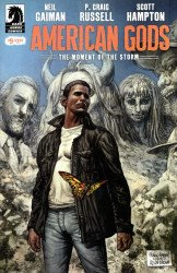 Dark Horse Comics's American Gods: The Moment of the Storm Issue # 9