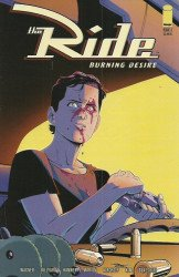 Image Comics's The Ride: Burning Desire Issue # 3b