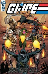 IDW Publishing's G.I. Joe: A Real American Hero Issue # 263