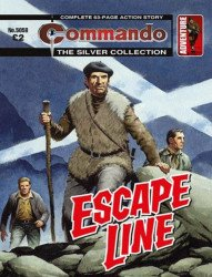 D.C. Thomson & Co.'s Commando: For Action and Adventure Issue # 5058