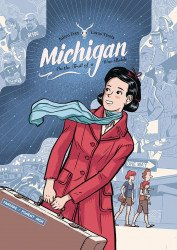 Fanfare/Ponent Mon's Michigan: On The Trail Of The War Bride Hard Cover # 1