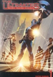 Ultimate Marvel's The Ultimates Issue # 1