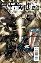 Marvel Knights's Captain America / Black Panther: Flags of Our Fathers Issue # 3