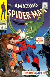 Marvel Comics's The Amazing Spider-Man Issue # 49