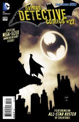 DC Comics's Detective Comics Issue # 27