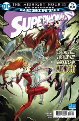 DC Comics's Superwoman Issue # 15