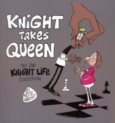 IDW Publishing's Knight Takes Queen: 2nd Knight Life Collection Soft Cover # 1