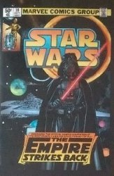 IDW Publishing's Star Wars: The Empire Strikes Back - Micro Comic Collector Pack Issue # 39