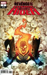 Marvel Comics's Revenge of the Cosmic Ghost Rider Issue # 3d