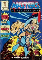 London Editions Magazines's Masters of the Universe Issue # 17