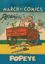 Western Printing Co.'s March of Comics Issue # 66