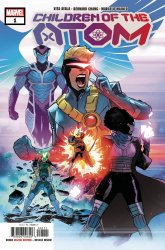 Marvel Comics's Children of the Atom Issue # 1