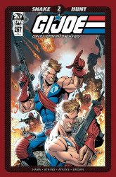 IDW Publishing's G.I. Joe: A Real American Hero Issue # 267ri