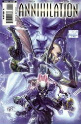 Marvel Comics's Annihilation Issue # 1