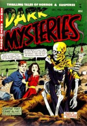 Master Publications's Dark Mysteries Issue # 4