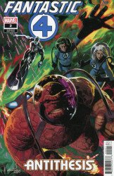 Marvel Comics's Fantastic Four: Antithesis Issue # 2b