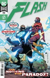 DC Comics's Flash Issue # 754