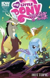 IDW Publishing's My Little Pony: Friendship is Magic Issue # 37hot topic