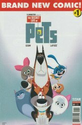 Titan Comics's Secret Life of Pets Issue # 1
