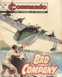 D.C. Thomson & Co.'s Commando: War Stories in Pictures Issue # 1265