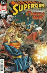 DC Comics's Supergirl Issue # 27