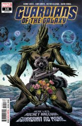 Marvel Comics's Guardians of the Galaxy Issue # 10