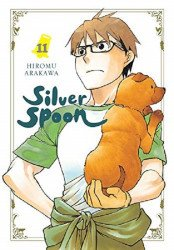 Yen Press's Silver Spoon Soft Cover # 11