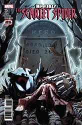 Marvel Comics's Ben Reilly: The Scarlet Spider Issue # 25