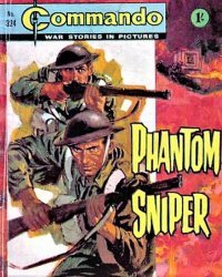 D.C. Thomson & Co.'s Commando: War Stories in Pictures Issue # 324