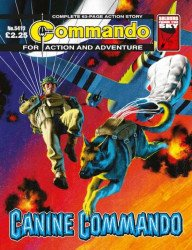 D.C. Thomson & Co.'s Commando: For Action and Adventure Issue # 5413