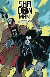 Valiant Entertainment's Shadowman Issue # 5c