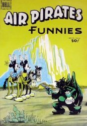 Hell Comics's Air Pirates Funnies Issue # 2b