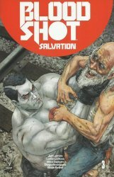 Valiant Entertainment's Bloodshot: Salvation Issue # 3
