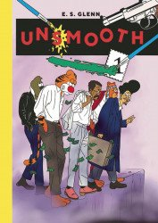 Floating World Comics's Unsmooth Soft Cover # 1
