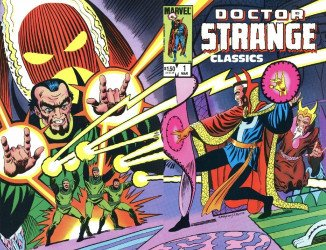 Marvel Comics's Doctor Strange Classics Issue # 1