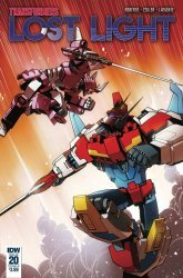 IDW Publishing's Transformers: Lost Light Issue # 20b