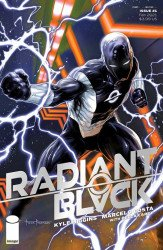 Image Comics's Radiant Black Issue # 1vault
