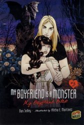 Graphic Universe's My Boyfriend is a Monster Soft Cover # 3