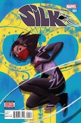 Marvel's Silk Issue # 4