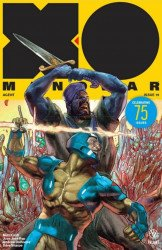 Valiant Entertainment's X-O Manowar Issue # 19(e)