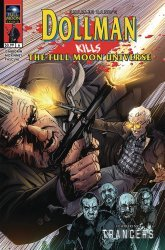 Full Moon Comix's Dollman Kills the Full Moon Universe Issue # 6