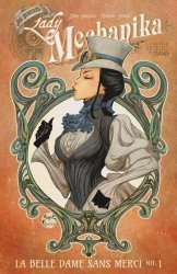 Benitez Productions's Lady Mechanika: La Belle Dame Sans Merci Issue # 1sdcc