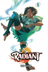 Viz Media's Radiant Soft Cover # 5