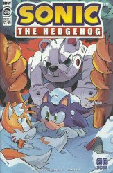 IDW Publishing's Sonic the Hedgehog Issue # 35b