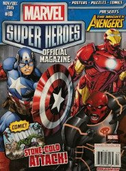 Redan's Marvel Super Heroes Magazine Issue # 18