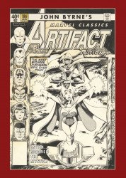 IDW Publishing's John Byrne's: Marvel Classics - Artifact Edition Hard Cover # 1