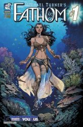 Aspen Entertainment's Fathom Issue # 1