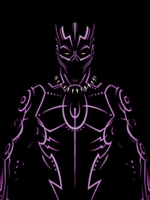 black panther superhero symbol - photo #7